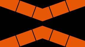 酷炫-色彩-简约几何方块变幻-酒吧vj视频素材