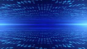 数字代码大数据科技LED背景4K永利官网网址是多少