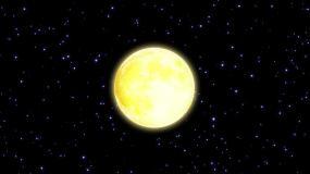 两款夜空月亮视频AE模板AE模板