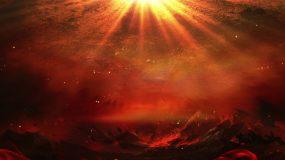 大氣史詩古代戰爭風云變幻復古懷舊背景視頻視頻素材