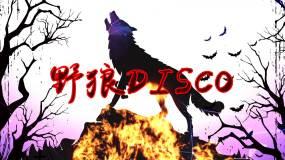 野狼disco-動感視頻視頻素材
