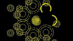 百大dj幾何變換陣列變換圖形變換視頻素材
