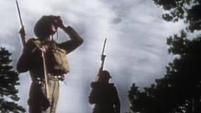大不列颠空战英军防空雷达视频素材