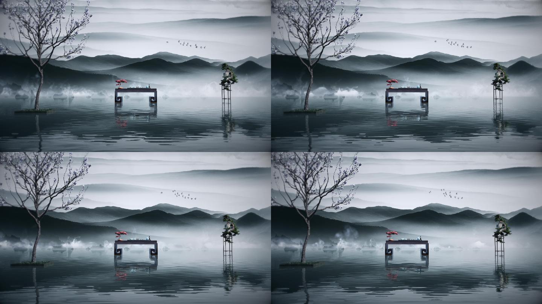 中国风意境镜头1