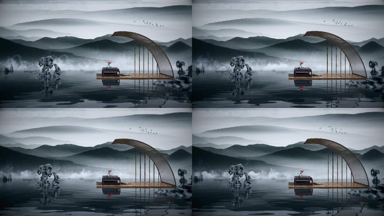 中国风意境镜头3