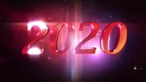 2020年開場視頻視頻素材