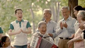 老年人晚年幸福美满的生活镜头视频素材包