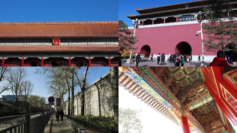 北京视频素材