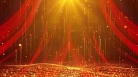 《我爱你中国》歌曲舞台背景视频素材