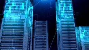 科技大数据智慧城市01AEAE模板