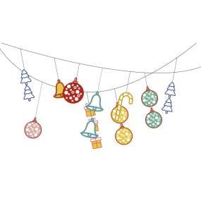 圣诞节挂饰merrychristmas永利官网网址是多少