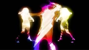 vj跳舞夜店酒吧视频素材