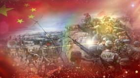 保卫黄河MV背景视频视频素材包