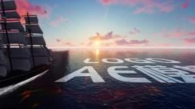 【原創】4K海洋LOGO合成AE模板AE模板
