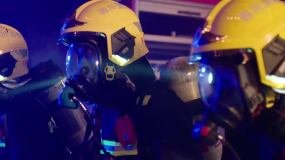 中国消防视频素材包