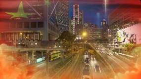 七子之歌纪念澳门回归20周年视频素材