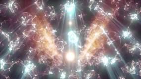 《隐形的翅膀》配乐成品舞台背景-张韶涵视频素材