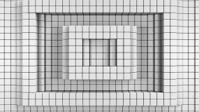 裸眼3D墙面投影(可定制)视频素材包