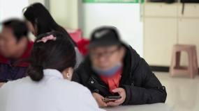 社区卫生中心便民服务-50帧视频素材包