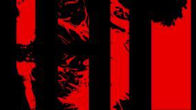 劲爆暗黑黑暗重金属朋克摇滚乐酒吧vj投影视频素材