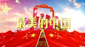 《最美的中国》配乐视频视频素材