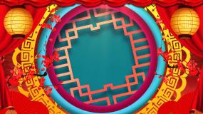 古典中国风背景视频视频素材