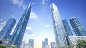 网络科技智慧城市视频素材