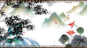 红尘遇见-刘晓配乐成品视频素材