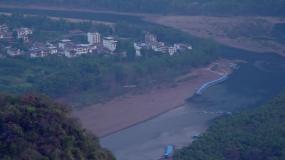 实拍桂林漓江风景视频素材