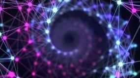 唯美绚丽动感抽象循环视频背景视频素材