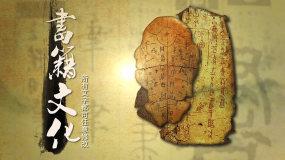 书籍文化展览中国风水墨AE模板AE模板