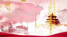 我骄傲我是中国人配乐成品视频素材