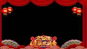 中国年喜庆视频素材视频素材