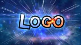 卡通动画游戏LOGO演绎图文介绍AE模版AE模板