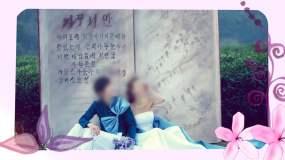 (大图)韩式唯美新款婚礼电子相册AE模板