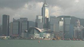 香港维多利亚港视频素材
