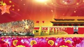 《党啊亲爱的妈妈》华语群星歌曲背景视频素材