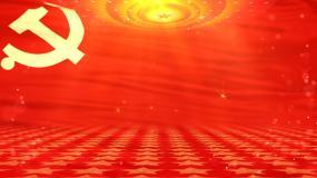 大气党政背景01视频素材