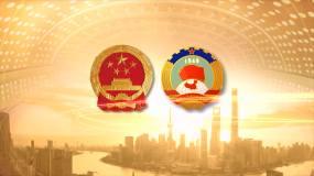2020年上海两会片头模板AE模板