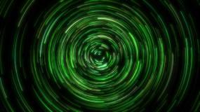 科技感旋轉光線背景視頻素材