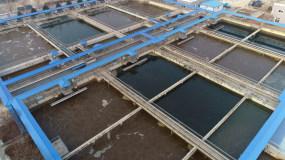 污水处理厂、污水处理、生活污水、污水视频素材