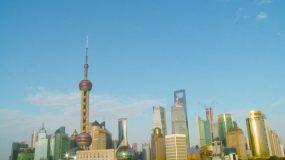 上海旅游延时合集视频素材