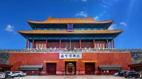 【原创】多款大气北京古建筑视频素材视频素材