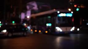 北京夜晚视频素材