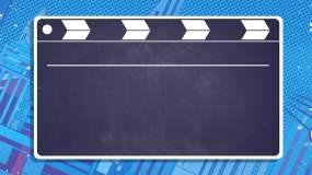 综艺背景版视频素材
