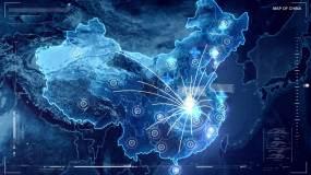 武汉市辐射全国-3AE模板