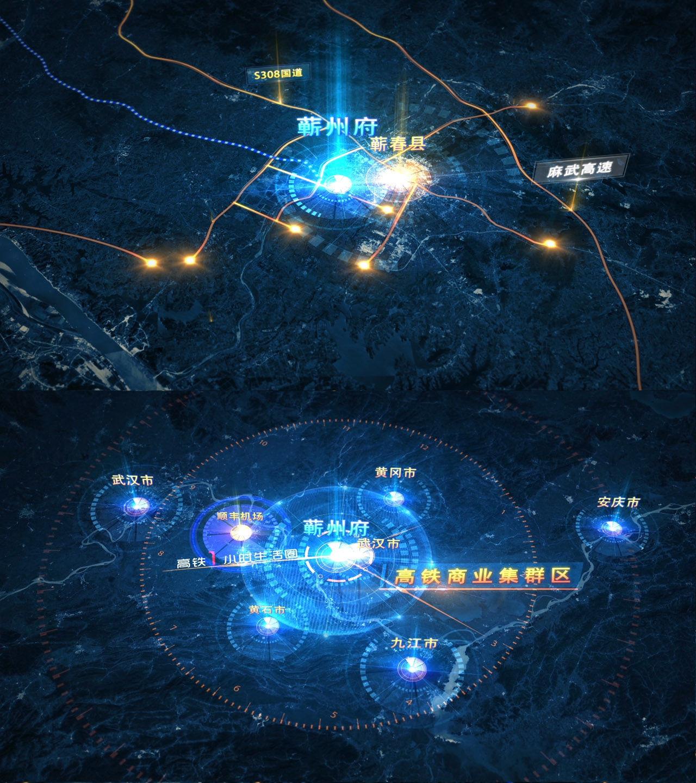 科技地圖區位分析