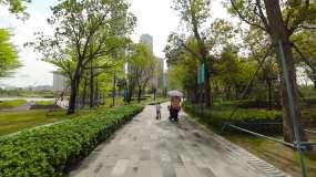 深圳城市大范围延时视频素材包
