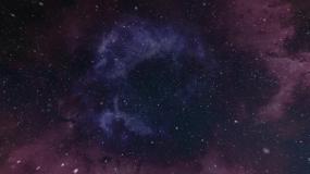 宇宙星空穿越2视频素材