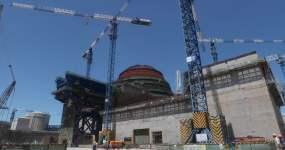 核电站视频素材